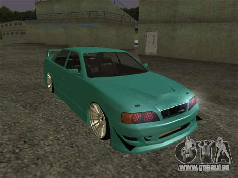 Toyota Chaser JZX100 für GTA San Andreas