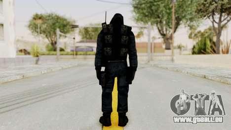 Hodeed SAS 12 für GTA San Andreas dritten Screenshot