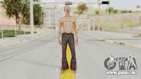Scary BERUK pour GTA San Andreas deuxième écran