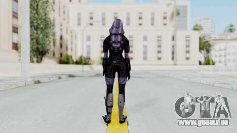Mass Effect 3 Tali Zorah Vas Normandy für GTA San Andreas dritten Screenshot