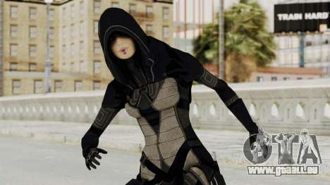 Mass Effect 2 Kasumi Black pour GTA San Andreas