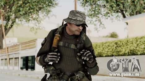Battery Online Soldier 3 v1 für GTA San Andreas