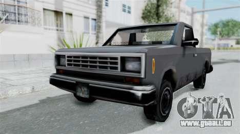 Beta VC Bobcat pour GTA San Andreas