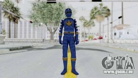 Power Rangers Dino Thunder - Blue pour GTA San Andreas deuxième écran
