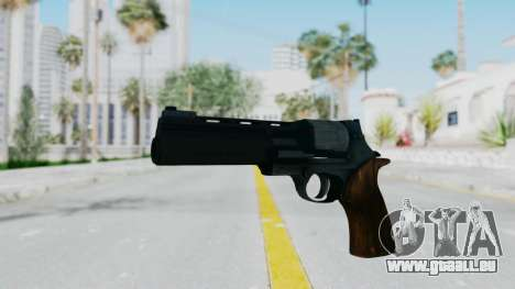 Mateba pour GTA San Andreas deuxième écran