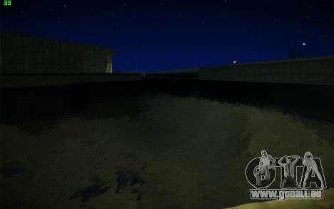 ENB Series by TURBO MIX pour GTA San Andreas troisième écran