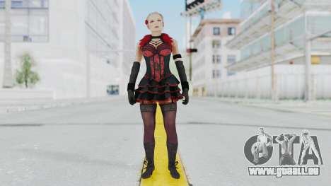 Black Ops 3 - Jessica Rose pour GTA San Andreas deuxième écran