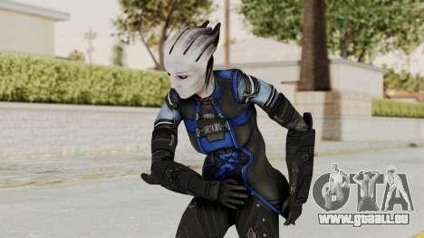 Mass Effect 3 Liara DLC Alt Costume pour GTA San Andreas