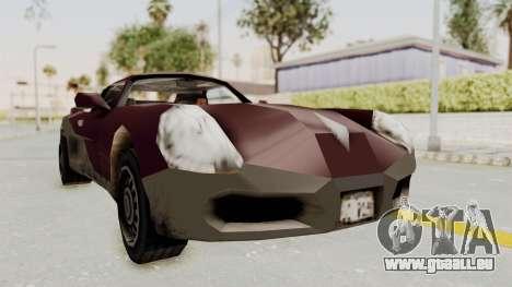 GTA 3 Yakuza Stinger pour GTA San Andreas