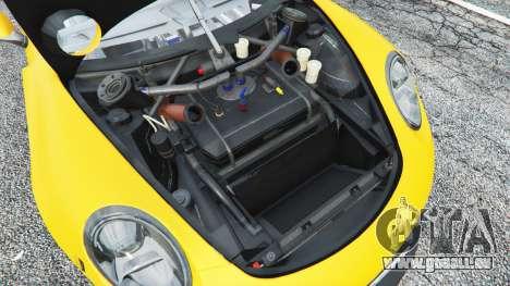 GTA 5 Ruf RGT-8 vorne rechts Seitenansicht