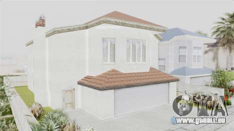 CJ Realistic House and Objects für GTA San Andreas