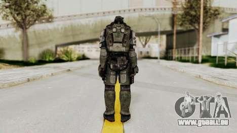 F.E.A.R. 2 - Replica Heavy Soldier pour GTA San Andreas troisième écran