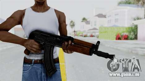 AK-47U für GTA San Andreas
