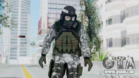 Black Mesa - HECU Marine Medic v2 pour GTA San Andreas