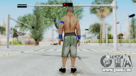 John Cena pour GTA San Andreas troisième écran