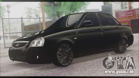 Lada Priora Sedan für GTA San Andreas