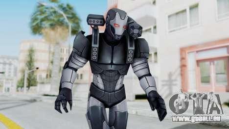 Marvel Future Fight - War Machine pour GTA San Andreas