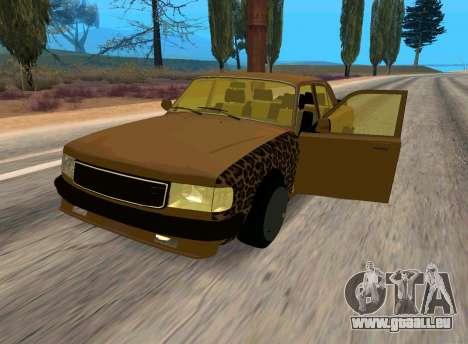 Wolga 3110 Classic Battle für GTA San Andreas
