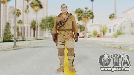 Black Ops 3 - Tank Dempsey für GTA San Andreas zweiten Screenshot