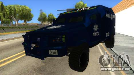 Black Scorpion Police für GTA San Andreas