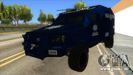 Black Scorpion Police für GTA San Andreas
