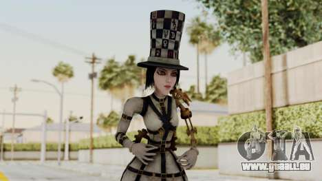 Alice LBL Hattress Returns für GTA San Andreas