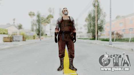 Manhunt 2 - Janitor für GTA San Andreas zweiten Screenshot
