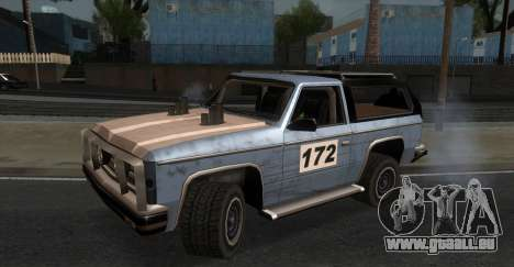 Derby Rancher pour GTA San Andreas