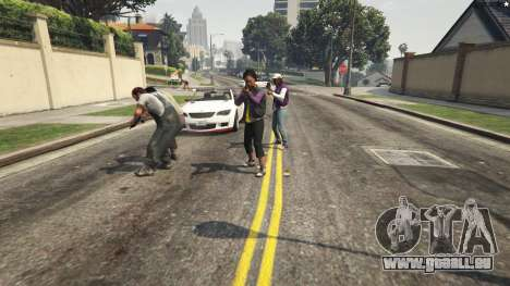 GTA 5 More crime mod 1.1a fünfter Screenshot