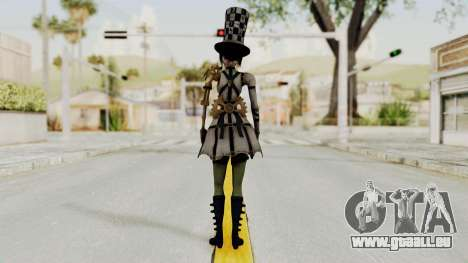 Alice LBL Hattress Returns für GTA San Andreas dritten Screenshot
