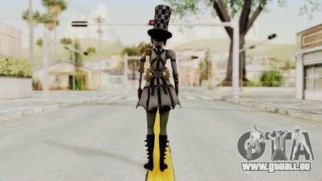 Alice LBL Hattress Returns für GTA San Andreas dritten Screenshot