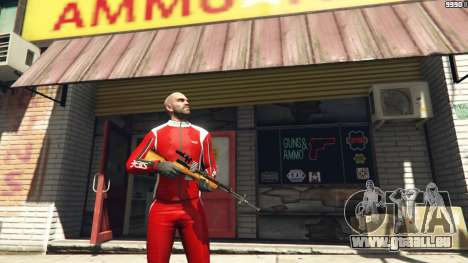 GTA 5 Self-loading-Karabiner Simonow