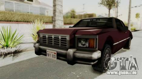 GTA Vice City - Idaho pour GTA San Andreas
