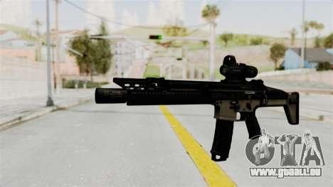 SCAR MK16 für GTA San Andreas