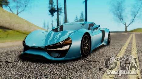 Trion Nemesis RR v0.1 Beta für GTA San Andreas