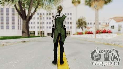 Mass Effect 2 Shiala für GTA San Andreas dritten Screenshot