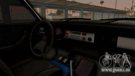 Dacia 1310 MLS Modell 1985 für GTA San Andreas rechten Ansicht