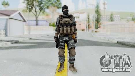 Battery Online Soldier 5 v3 pour GTA San Andreas deuxième écran