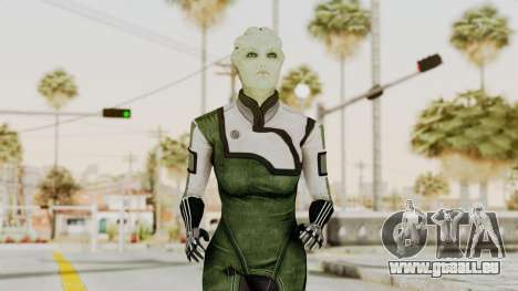 Mass Effect 2 Shiala für GTA San Andreas