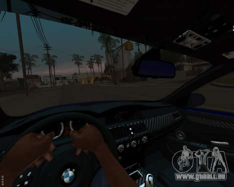 BMW M5 E60 v1.0 für GTA San Andreas obere Ansicht