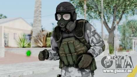 Black Mesa - HECU Marine v2 pour GTA San Andreas