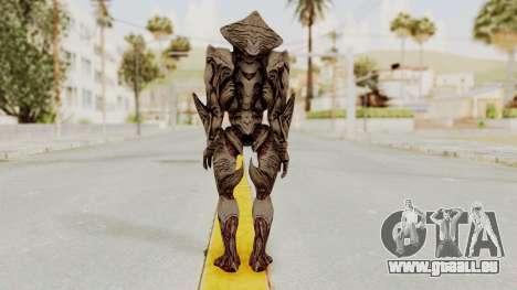 Mass Effect 3 Collector Awakened Adept MP pour GTA San Andreas troisième écran