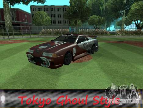 The Ghoul Elegy Vinyl (Beta) pour GTA San Andreas