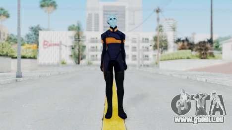 Mass Effect 1 Rana Thanoptis pour GTA San Andreas deuxième écran