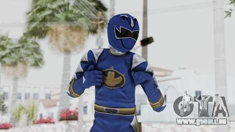 Power Rangers Dino Thunder - Blue pour GTA San Andreas