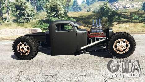 Dumont Type 47 Rat Rod für GTA 5