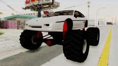 Pontiac Fiero GT G97 1985 Monster Truck