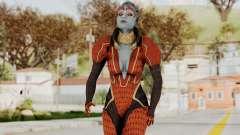 Mass Effect 2 Samara Red