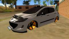 Peugeot 308 Full Sport pour GTA San Andreas