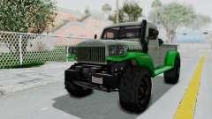 GTA 5 Bravado Duneloader Cleaner Worn IVF für GTA San Andreas